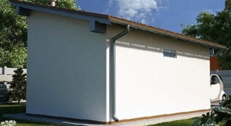 Как покрыть гараж