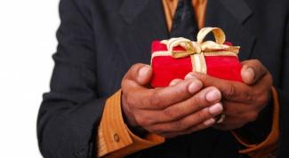 Как сделать так, чтобы вручение подарка доставляло удовольствие