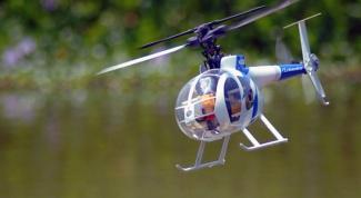 Как собрать радиоуправляемый вертолет