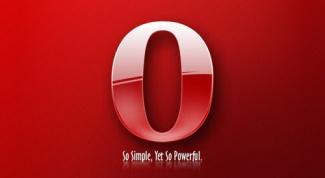 Как сделать Opera стандартным браузером