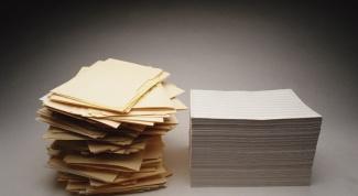Какие нужны документы для пособия по инвалидности