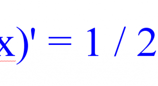 How to find the derivative of root
