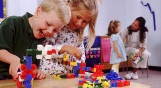 Как оформиться в детский сад