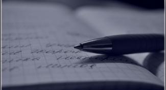 Как писать изложение с элементами сочинения