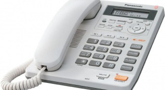 How to set caller ID in phones Panasonic