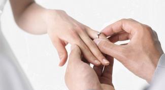 Для чего нужны обручальные кольца
