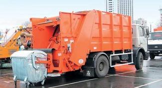 Как организовать вывоз бытовых отходов