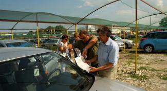Как купить авто в Болгарии