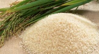 Как отварить рис