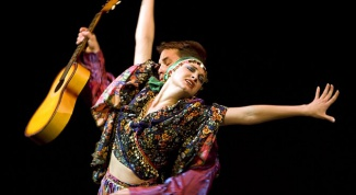 How to learn to dance Gypsy