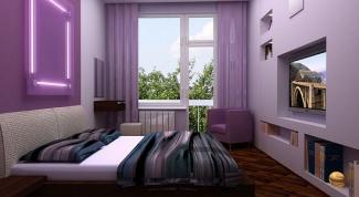 Как обставить длинную узкую комнату