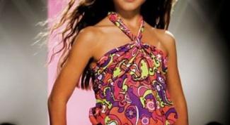 Как одеться девочке 12 лет