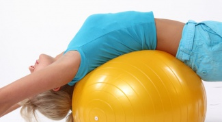 How to inflate a fitball