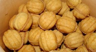 Как приготовить печенье в форме