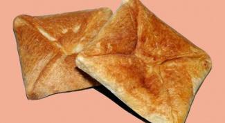Как готовить хачапури из слоеного теста