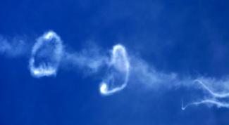 Как научиться пускать кольца дыма