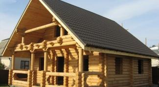 Как защитить деревянный дом