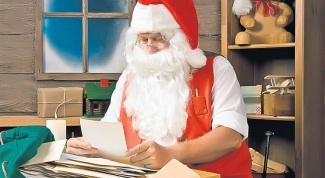 Письмо Деду Морозу: как написать в Великий Устюг