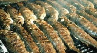 Как приготовить мелкую рыбу