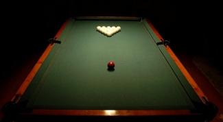 Как проводить турниры по бильярду