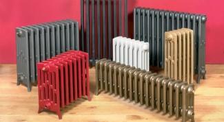 Как определить мощность радиатора
