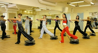 How to organize a fitness club