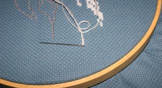 Как оформить готовую вышивку