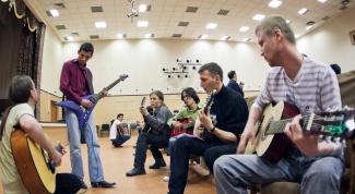 Как собрать музыкальную группу