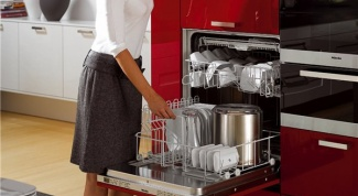 How to install facade of the dishwasher