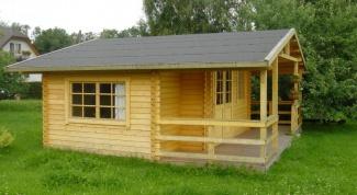 Как построить летний дом