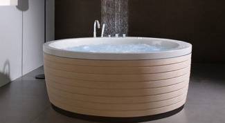 Как укрепить акриловую ванну