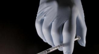 Как ставить уколы в мышцу