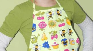 Как оформить фартук для кухни