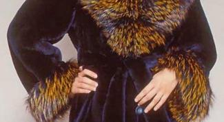 How to make old fur coat