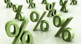 Как отразить процент кредита в учете