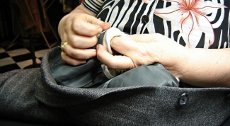 How to sew clothes