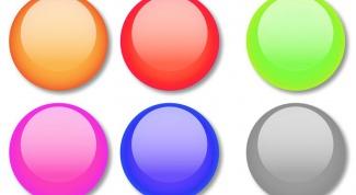 Как сделать стеклянную кнопку