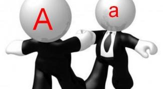 Зачем нужны прописные буквы