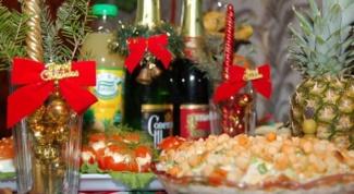 Что нужно готовить на Новый Год