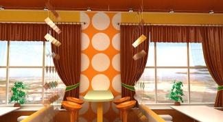 Как выбрать дизайн кафе