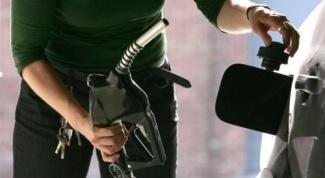 Как оплатить бензин по карте на АЗС