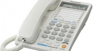 Как переключить телефон в импульсный набор