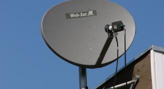 Как поставить спутниковую тарелку