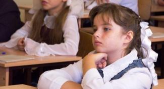 Как определить высоту стола для ребенка