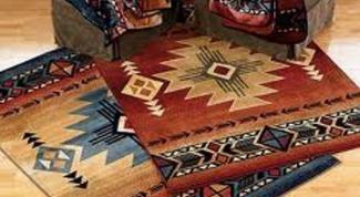 Как чистить напольные ковры