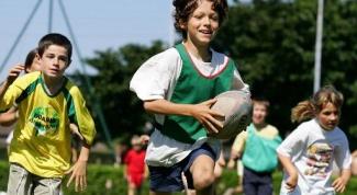 Как сделать детей спортивными