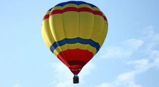 Как нарисовать воздушный шар
