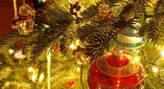 Как сделать новогоднюю елку