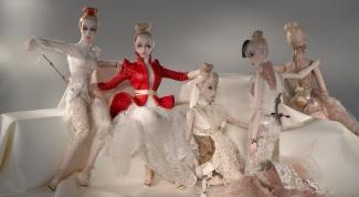 Как организовать выставку кукол