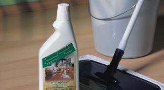 Как чистить ламинат